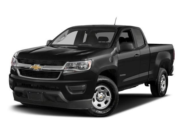 Pre-Owned 2018 Chevrolet Colorado 2WD Work Truck