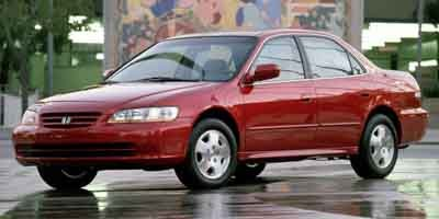 Pre-Owned 2001 Honda Accord Sdn EX w/Leather