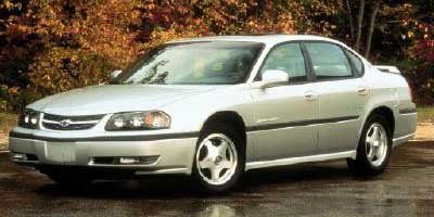 Pre-Owned 2000 Chevrolet Impala 4DR SDN