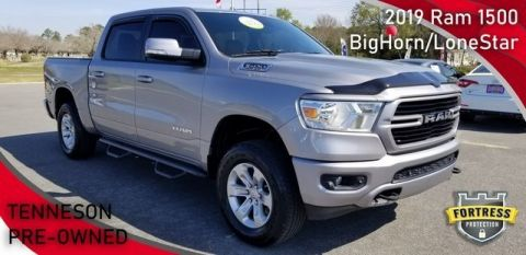 Pre-Owned 2019 Ram 1500 Big Horn/Lone Star With Navigation & 4WD