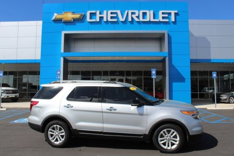 Pre-Owned 2015 Ford Explorer XLT FWD Sport Utility