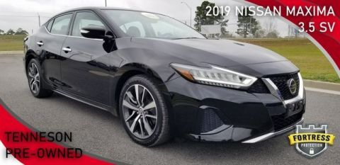 Pre-Owned 2019 Nissan Maxima SV With Navigation