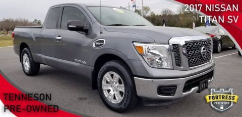 Pre-Owned 2017 Nissan Titan SV RWD Extended Cab Pickup