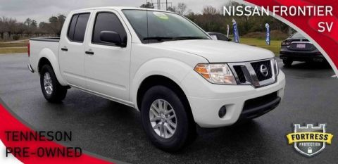 Pre-Owned 2019 Nissan Frontier SV RWD Crew Cab Pickup