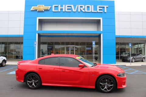 Pre-Owned 2019 Dodge Charger R/T RWD 4dr Car