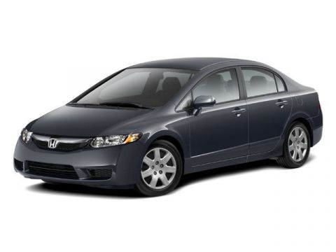 Pre-Owned 2010 Honda Civic Sdn LX