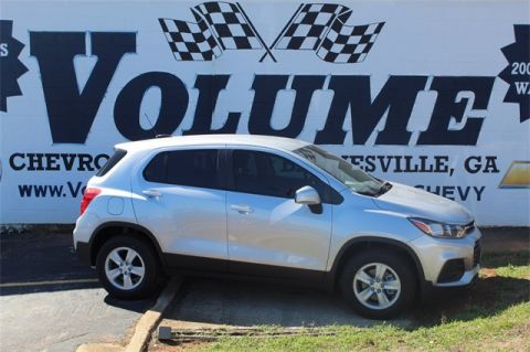 New Chevy Trax For Sale In Forsyth Volume Chevrolet