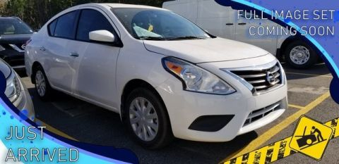 Pre-Owned 2018 Nissan Versa Sedan SV FWD 4dr Car