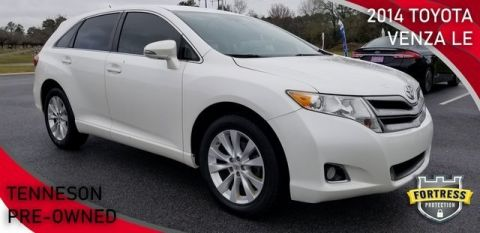 Pre-Owned 2014 Toyota Venza LE FWD Sport Utility