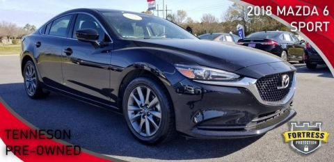 Pre-Owned 2018 Mazda6 Sport FWD 4dr Car