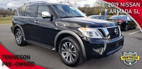 Pre-Owned 2019 Nissan Armada SL With Navigation