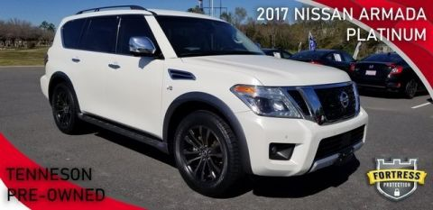 Pre-Owned 2017 Nissan Armada Platinum With Navigation