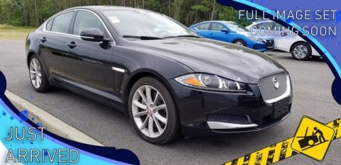 Pre-Owned 2015 Jaguar XF 3.0 Sport With Navigation & AWD