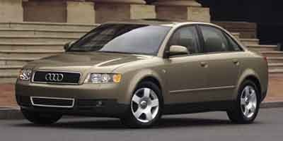 Pre-Owned 2003 Audi A4 3.0L AWD